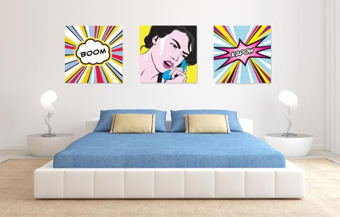 Pop Art Artists - 5 of the Best | Wall Art Prints