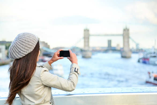Famous photographers - smartphones