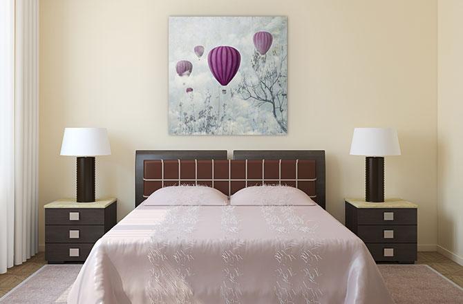 Bedroom Design Art Ideas | Wall Art Prints