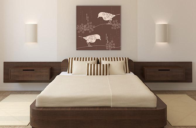 Bedroom Design Art Ideas Wall Art Prints