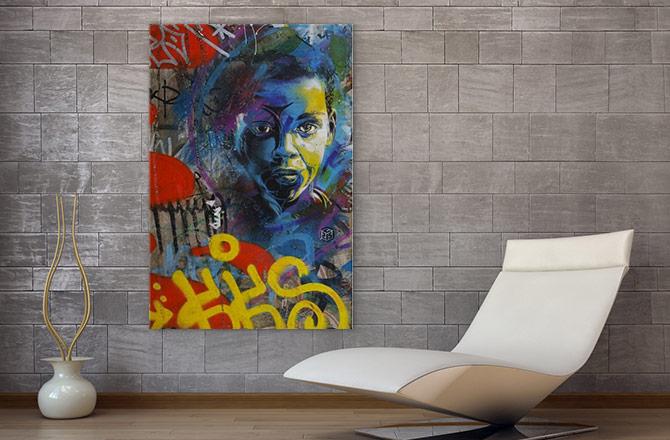 David Choe - influential graffiti artists