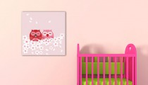 Pink Is For Boys: Gender Flipping Nursery Room Ideas