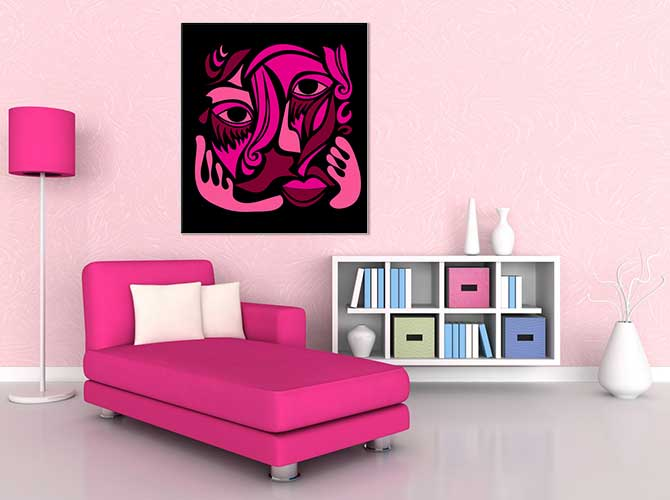 The Many Faces Of Picasso Paintings | Wall Art Prints