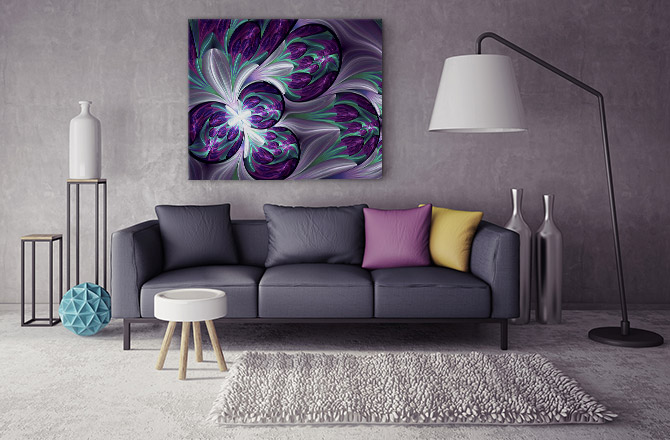 Colour Schemes Wall Art Prints