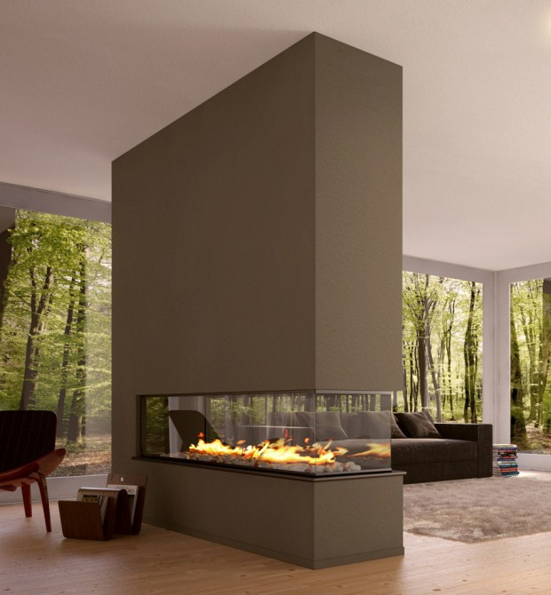 9 modern interior design examples wall art prints - Interior design focal point ...