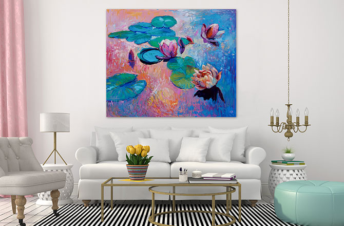 Art Museum - Water Lilies