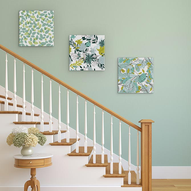 art for stairs 11 elegant hallway decorating ideas wall art prints