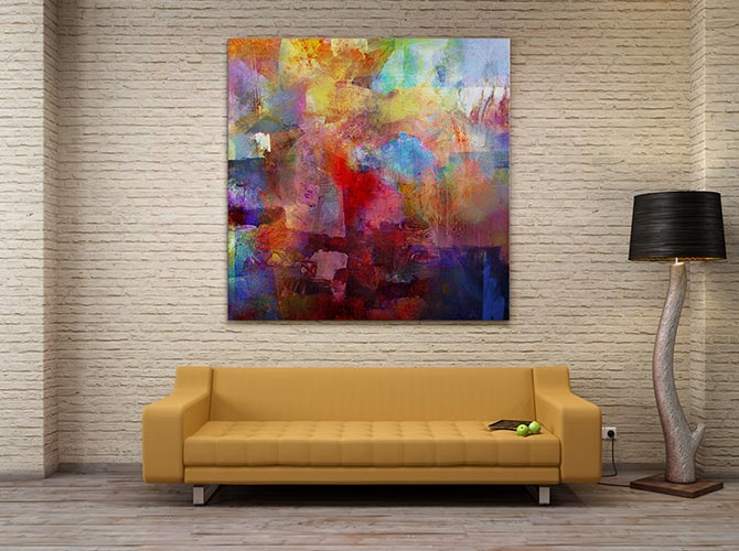 Styles Of Art - Abstract