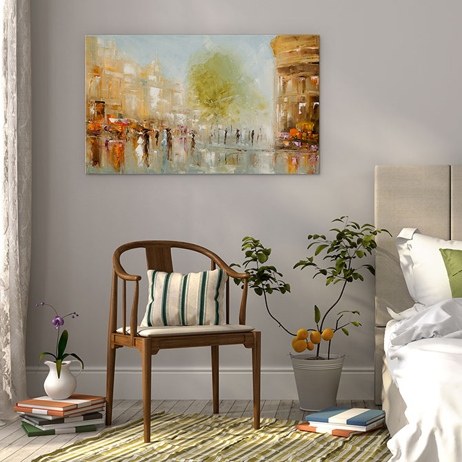 Styles Of Art - Impressionist