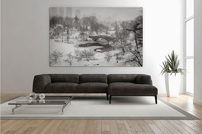 Living Room Ideas Monochrome
