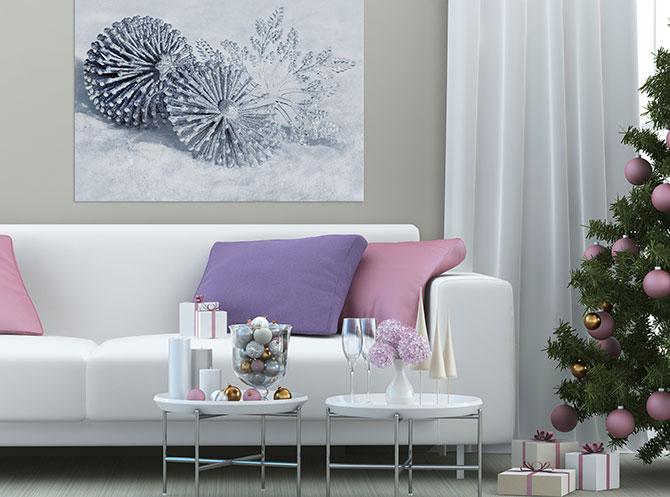 Christmas Decoration Ideas - Pastel