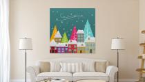 9 Christmas Art Ideas To Bring Festivity Home