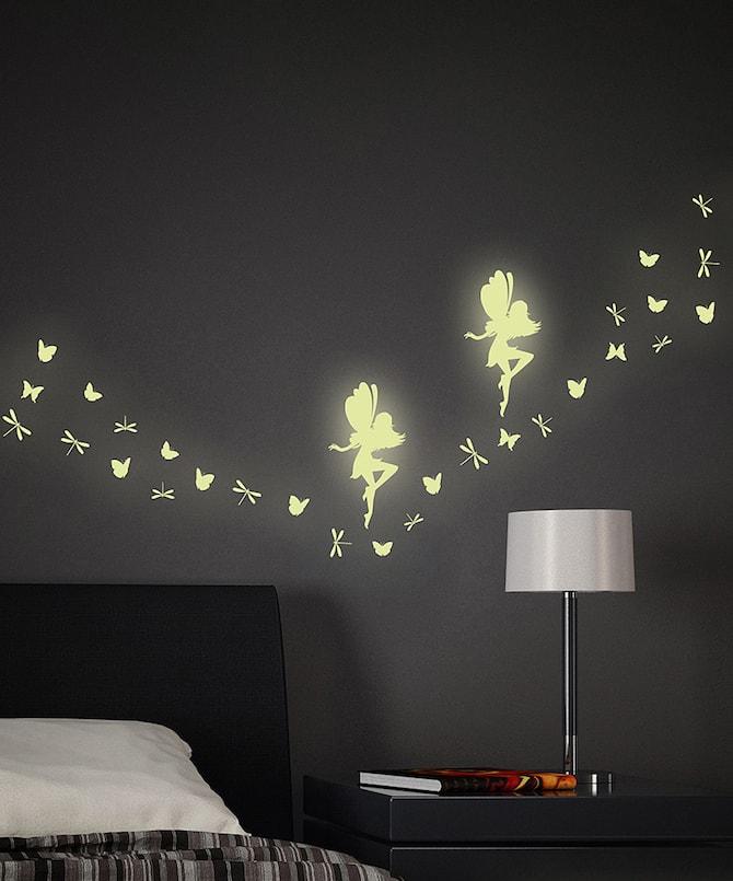 16 dreamy bedroom design ideas wall art prints glow in the dark bedroom murals the future of decorating