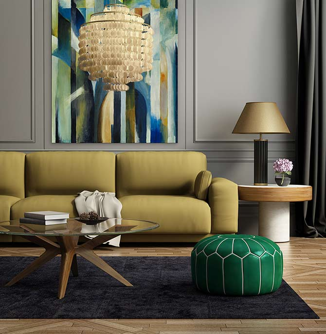 Good Interior Design Themes Art Deco