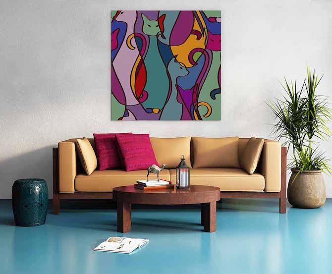 Interior Design Themes Bohemian