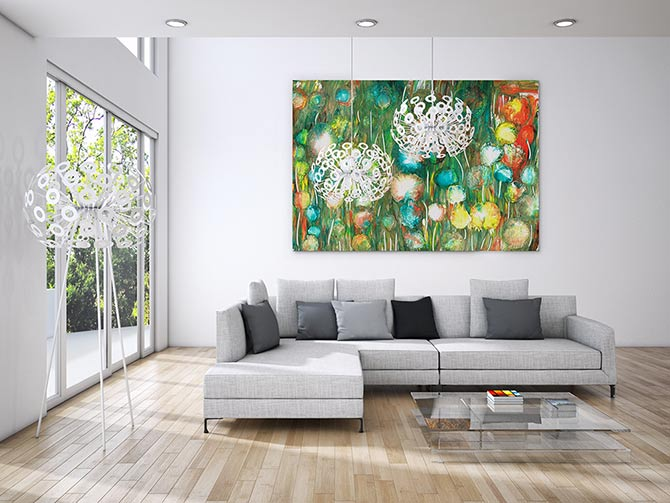 14 Interior Design Themes That Are On-Trend | Wall Art Prints