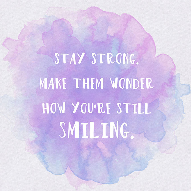 60 Super Cute Quotes To Make Your Day Wall Art Prints Magnificent Purple Quotes