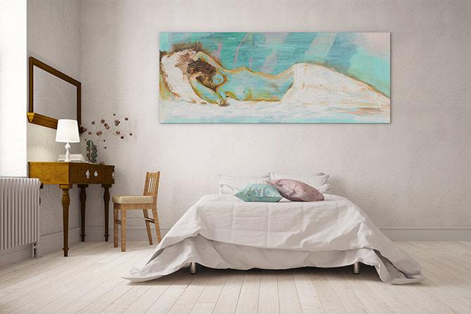 Merveilleux Nude Art   Aqua
