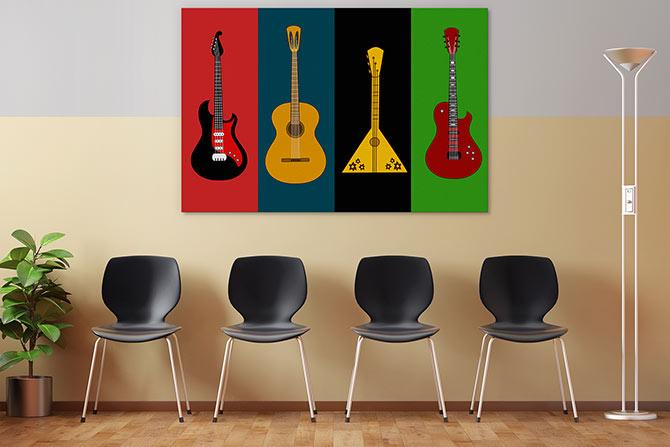 Music Art - 70s