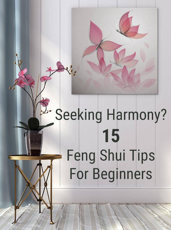Beau 15 Feng Shui Tips For Beginners