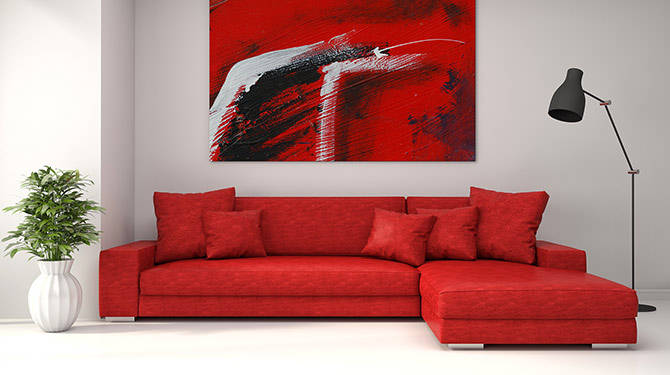 Feng Shui Tips - Red