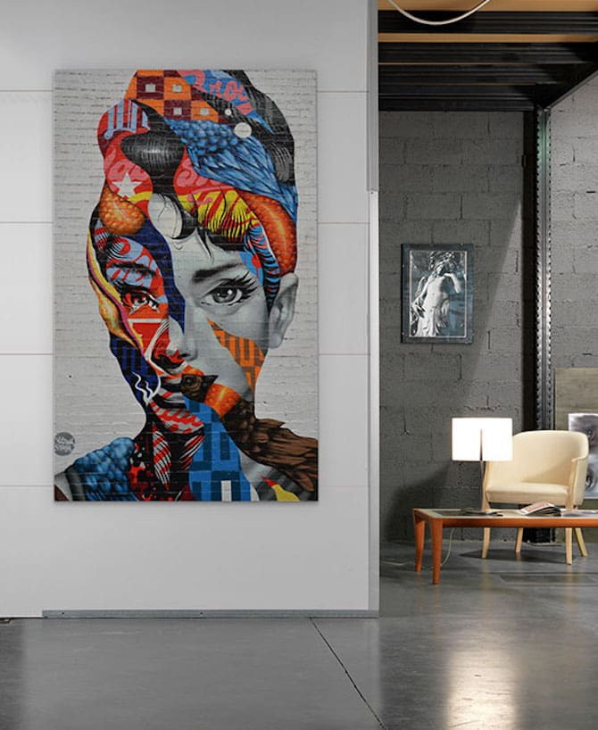 13 weird and wonderful creative art ideas wall art prints
