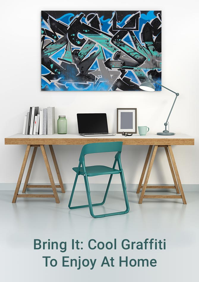 bring it cool graffiti to enjoy at home wall art prints