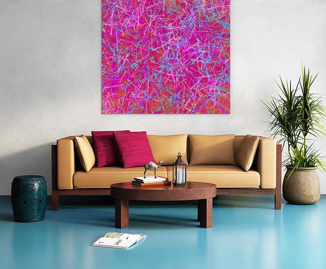 Abstract Art Ideas For Every Personality Type Wall Art Prints