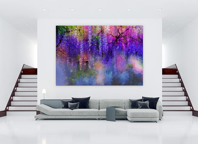 Minimalist Interior Design - Art
