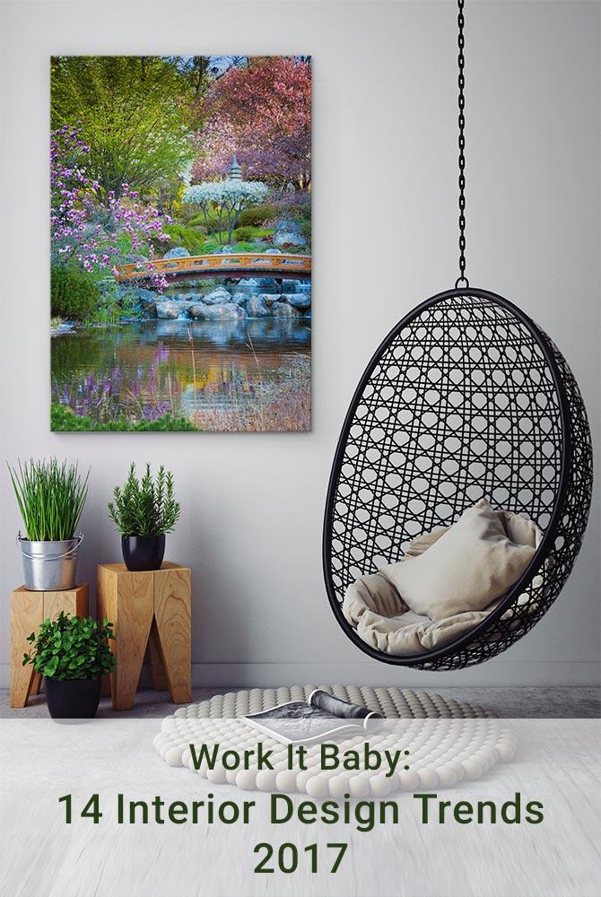Best Interior Design Trends 2017 | Wall Art Prints