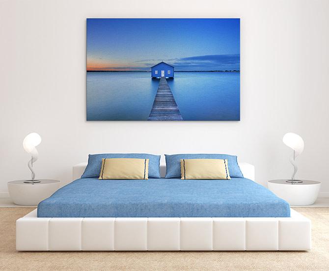 Water Art Ideas - Jetty