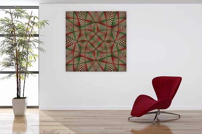 Kinetic Art - Hypnotic