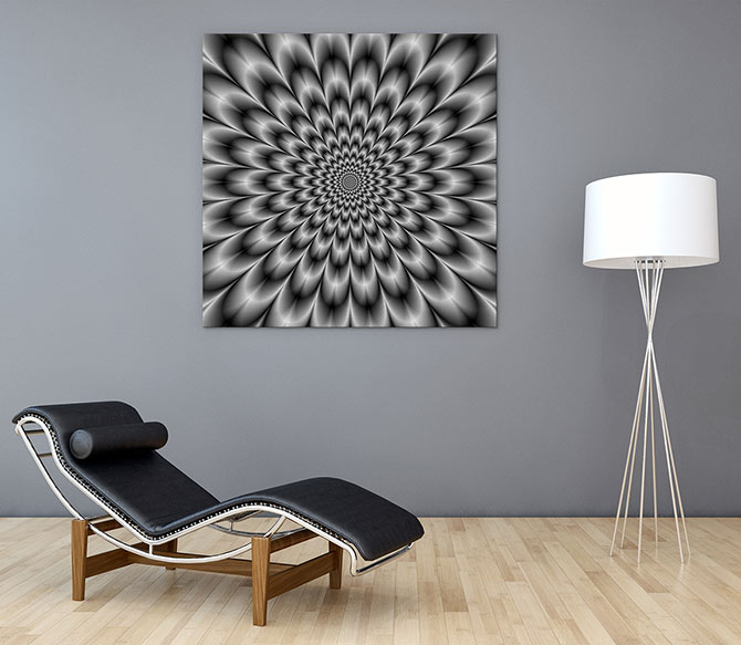 Kinetic Art - Illusions
