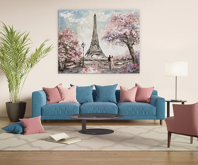 Art Inspiration - Living Room