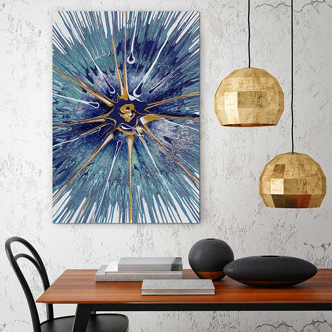 What Is Feng Shui - Chandelier