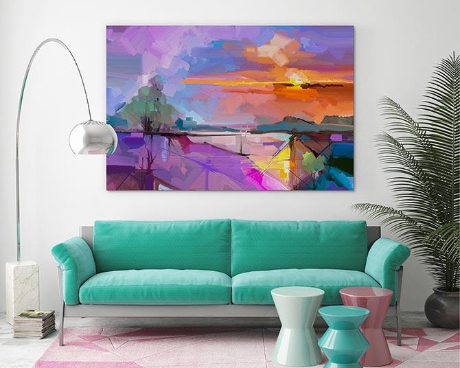 Digital Painting - Home