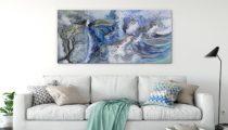 Feeling Swell: 15 Wonderful Wave Art Ideas