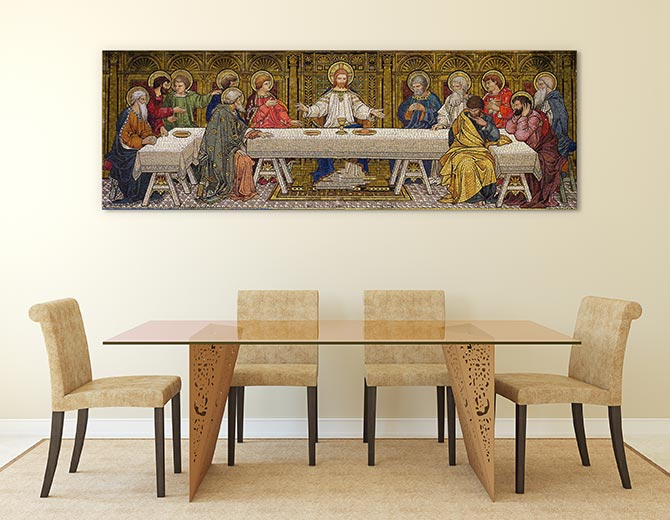 Easter Art - The Last Supper