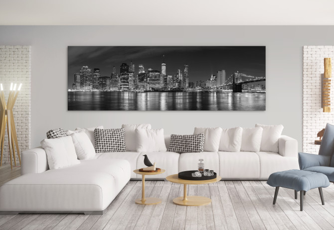 dramatic large wall art