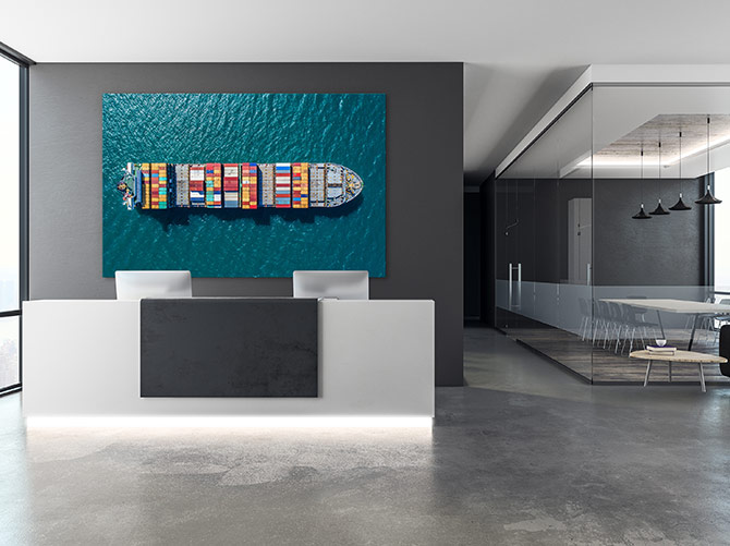 corporate art for different offices