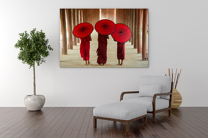 meditation room decor
