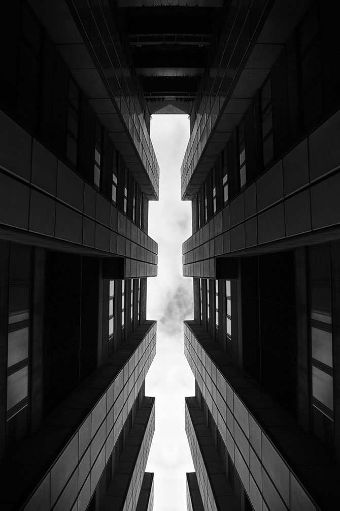 minimalist photography in architecture