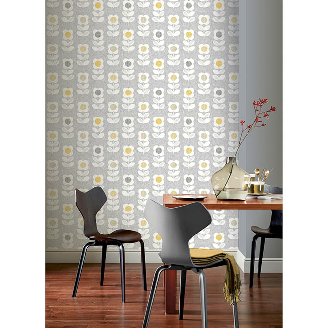 floral patterns for retro homes