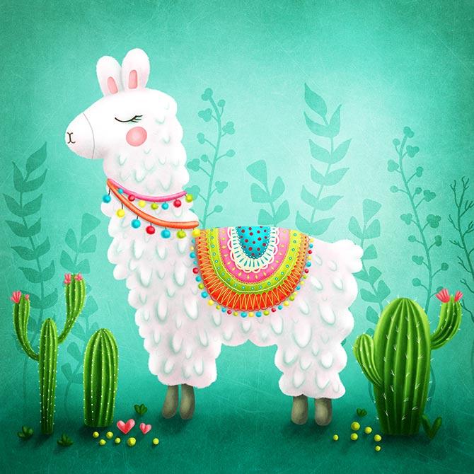 animal art for nurseries