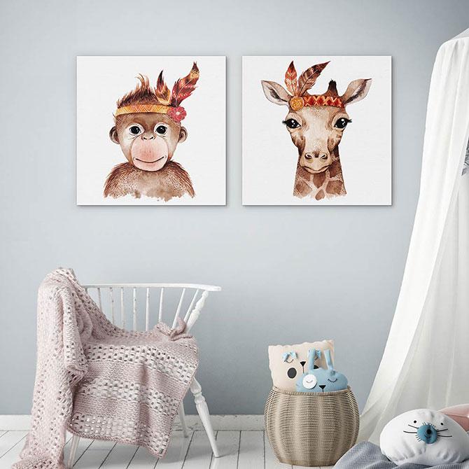 animal art at home