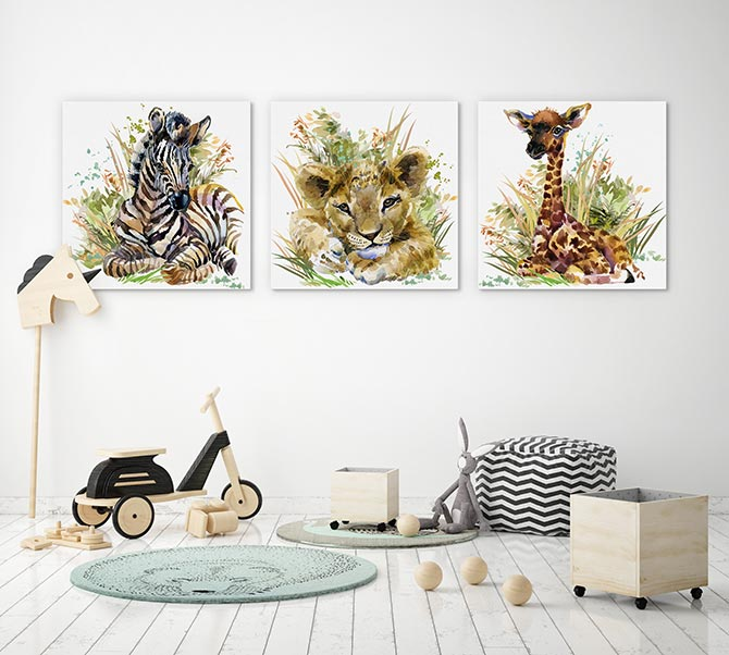 animal art for your home