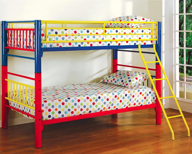 colour combinations for kids room