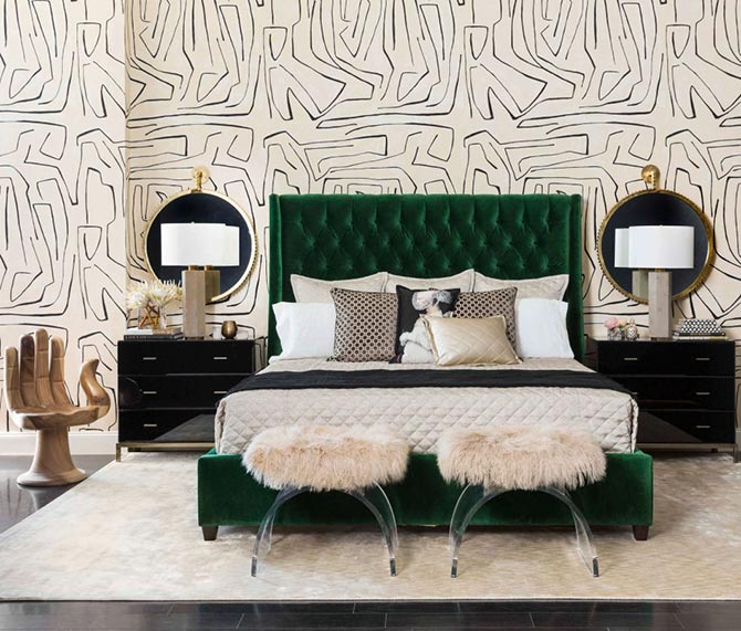 colour combinations for the bedroom