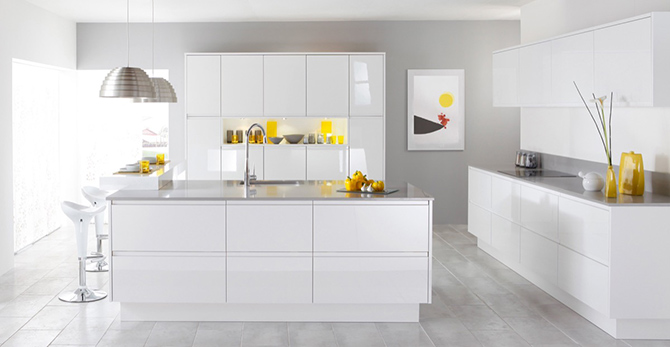 colour combinations with white