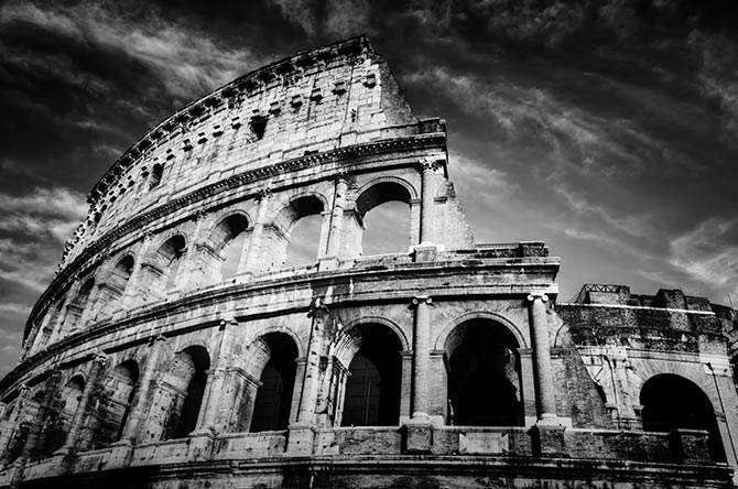 famous landmarks in italy